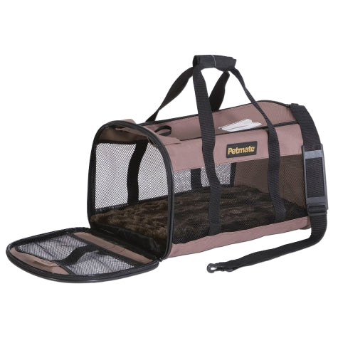 Petmate Plush Soft Side Kennel Cab