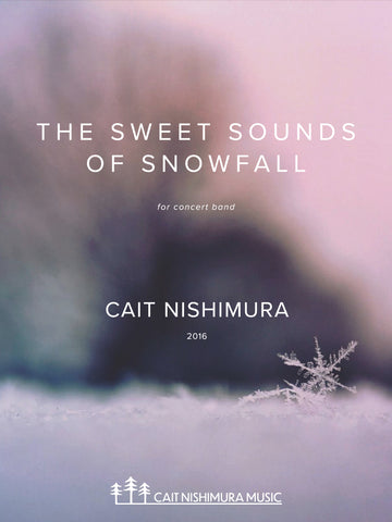 THE SWEET SOUNDS OF SNOWFALL
