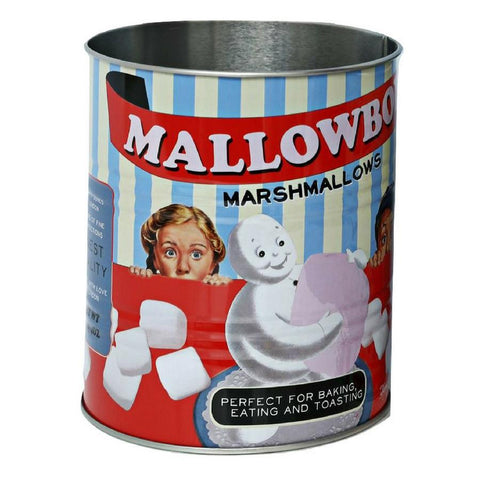 Plåtburk Retro Marshmallows, Temerity Jones - Inspiri