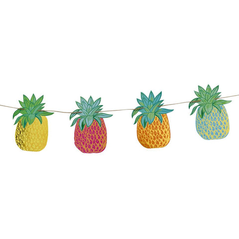Tropisk Ananas Girlang, Talking Tables - Inspiri