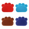 Cute Paw PVC Pet Feeding Mat