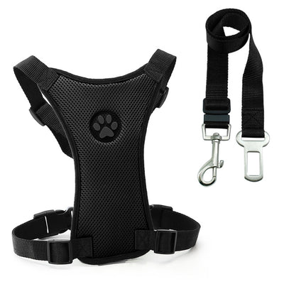 Soft Mesh Car Safety Harness