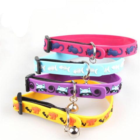 Adjustable Silica Gel Collar