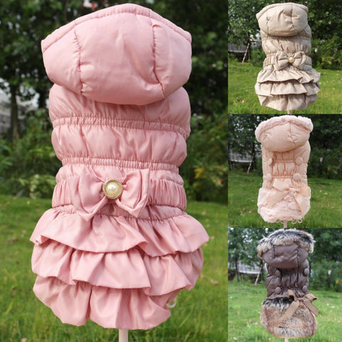 Princess Pet Dog Dress