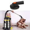 Pet Hair Vacuum Nozzle Attachment
