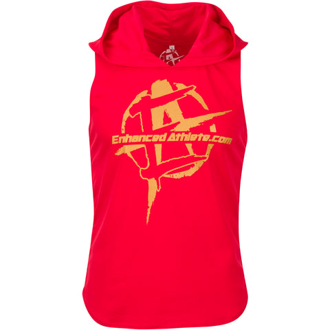 Limited Edition Stringer Hoodie Red