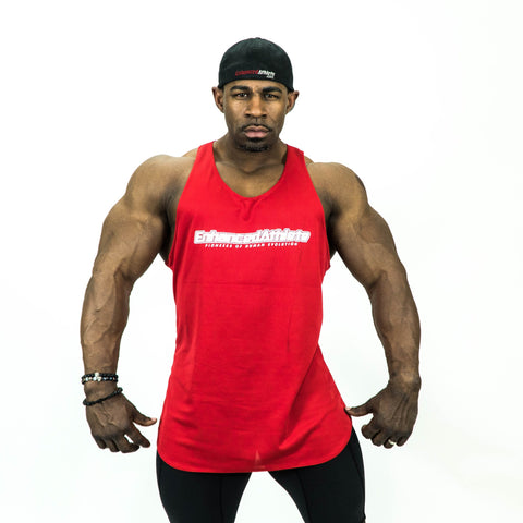 STRINGERS Original Red (Performance/Dry Fit)