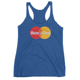Master of Carbs - Women's Racerback Tank