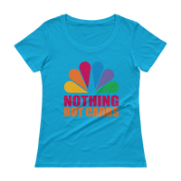 Nothing But Carbs - Ladies' Scoopneck T-Shirt