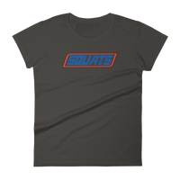 Squats Logo - Women's short sleeve t-shirt