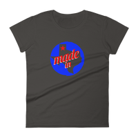 Made In Texas - Women's Short Seeve T-Shirt