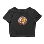 Protein + Pizza - Women's Crop Tee