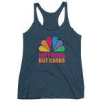 Nothing But Carbs - Women's Racerback Tank