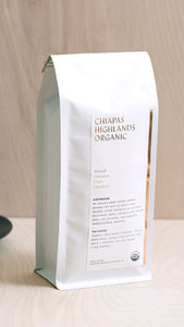 Chiapas Highlands Organic
