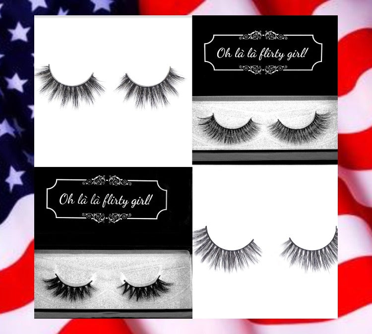Mink Lash Memorial Weekend Bundle