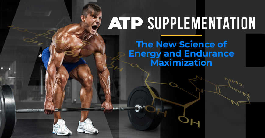 ATP Supplementation: The New Science of Energy and Endurance Maximization