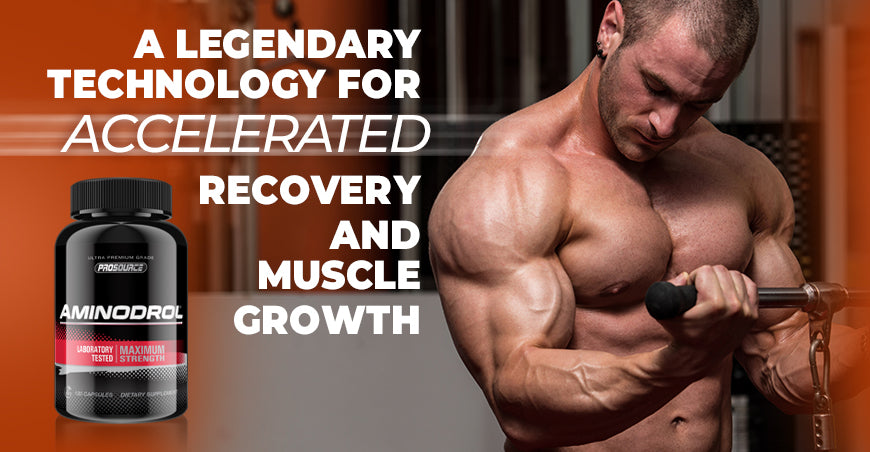 A Legendary Technology For Accelerated Recovery And Muscle Growth