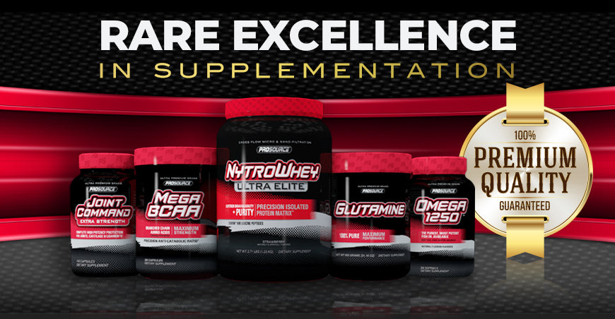 Rare Excellence in Supplementation