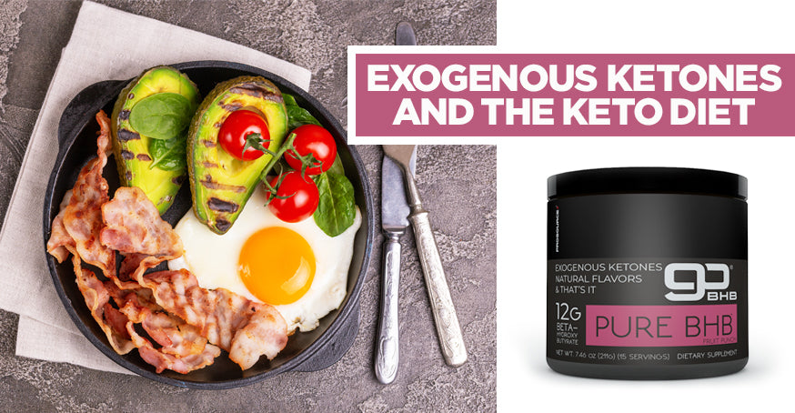 Exogenous Ketones And The Keto Diet