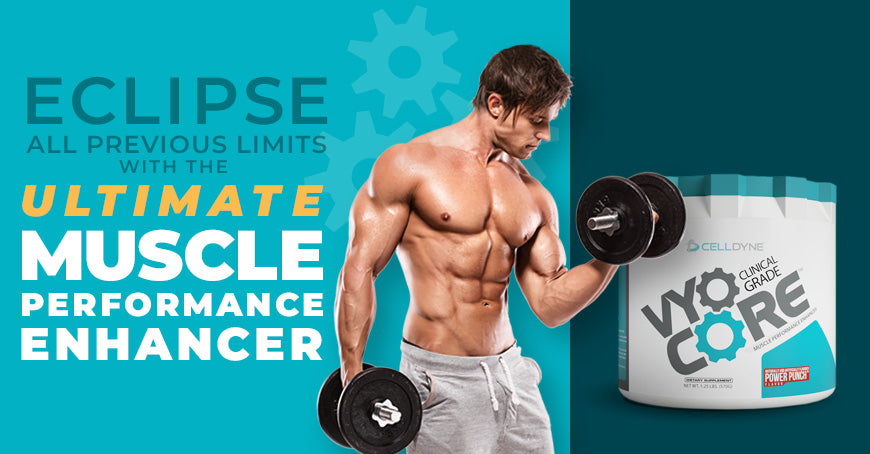 Eclipse All Previous Limits With The Ultimate Muscle Performance Enhancement System