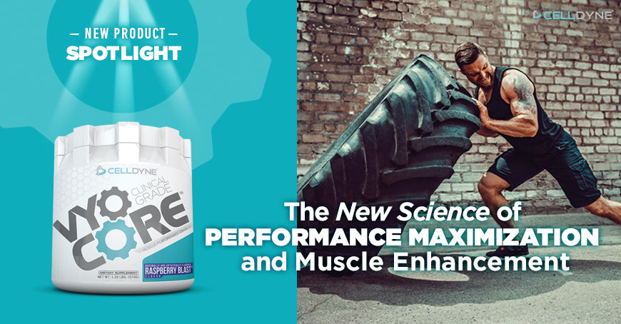 The New Science of Performance Maximization and Muscle Enhancement
