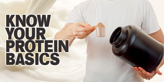 Know Your Protein Basics
