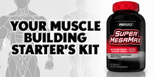 Your Muscle Building Starter's Kit