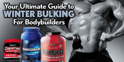 Your Ultimate Guide to Winter Bulking For Bodybuilders