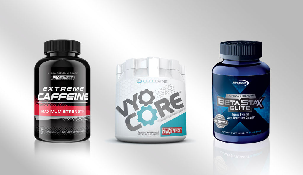 Energy & Endurance Boosting Supplements