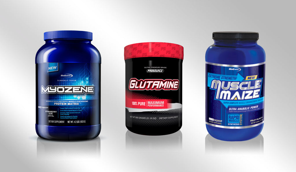 Post-Workout & Muscle Recovery Supplements