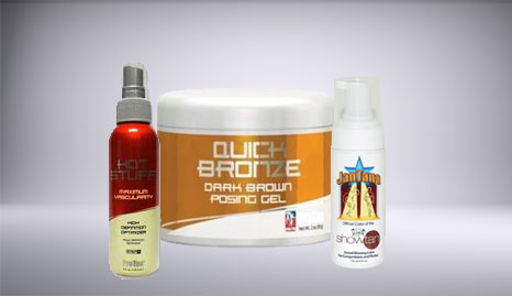 Tanning & Topical Products