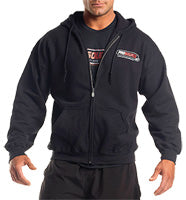 ProSource Hooded Zip Sweatshirt