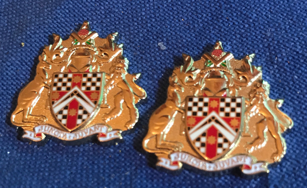 Coat of Arms cufflinks