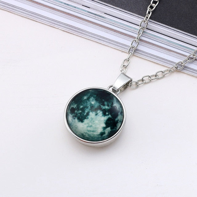 Moon Glow Handmade Necklace