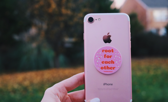 Root For Each Other Phone Grip-SALE