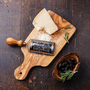 PADDLE CHOPPING CHEESE BOARD made Of Olive Wood, Natural, Handmade, Chemical Free, nonporous