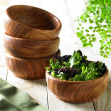 Small Or Regular SNACK BOWL Dish made of Olive Wood, Handmade, Natural, Chemical Free, nonporous