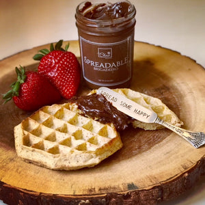 Spreadable Brigadeiro (2 jars with 8oz/226g each)