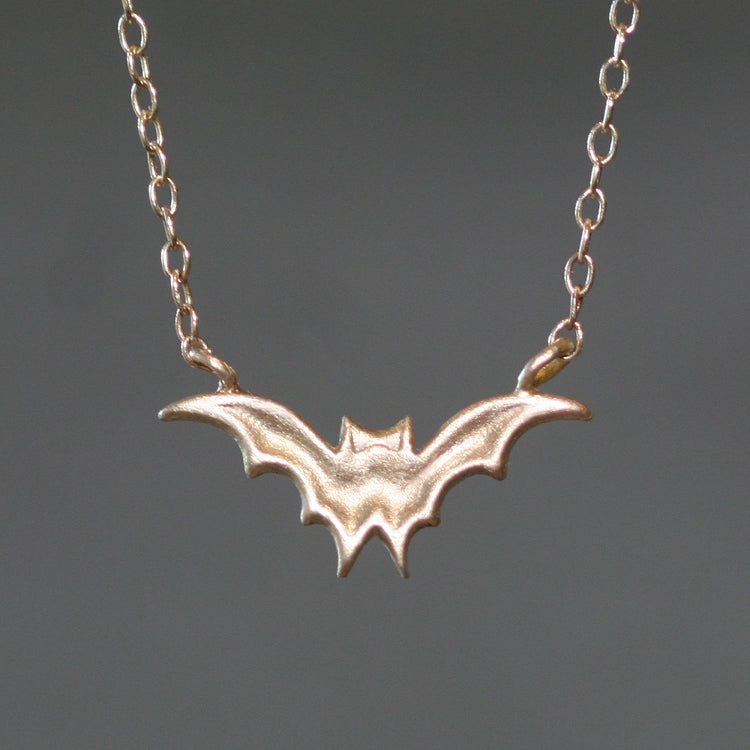 pendant black necklace gallery bat gothic serpentine products