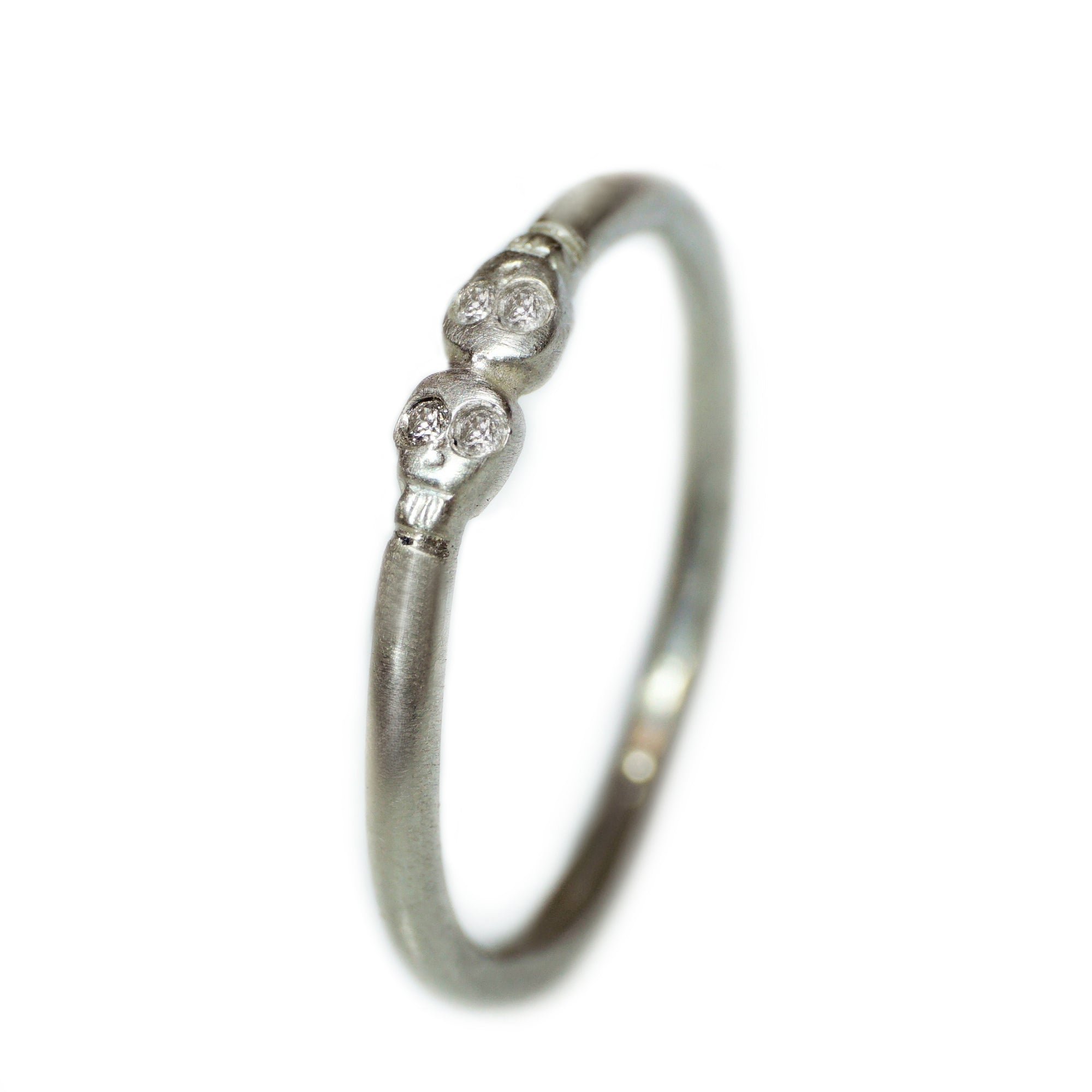 elegant deer rings s d track wedding duck