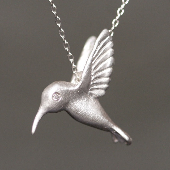 her for pendant deal silver on sterling charm etsy necklace spectacular jewelry shop gift nicholasandfelice bird hummingbird women
