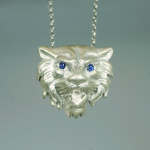 "Lion Necklace necklace lion-necklace Sterling Silver / 15"" / None,Sterling Silver / 15"" / Diamond,Sterling Silver / 15"" / Blue Sapphire,Sterling Silver / 16"" / None,Sterling Silver / 16"" / Diamond,Sterling Silver / 16"" / Blue Sapphire,Sterling Silver / 17"" / None,Sterling Silver / 17"" / Diamond,Sterling Silver / 17"" / Blue Sapphire,Sterling Silver / 18"" / None,Sterling Silver / 18"" / Diamond,Sterling Silver / 18"" / Blue Sapphire,Sterling Silver / 19"" / None,Sterling Silver / 19"" / Diamond,Sterling Silver /"