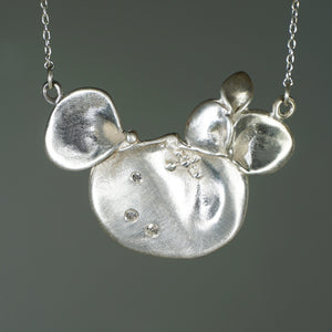 Petal Necklace, One of a Kind