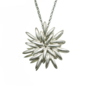 Seed Flower Necklace