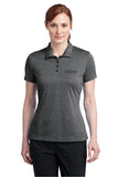 Ladies Dri-FIT Heather Polo