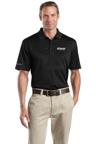 Select Snag-Proof Polo - Chest/Sleeve