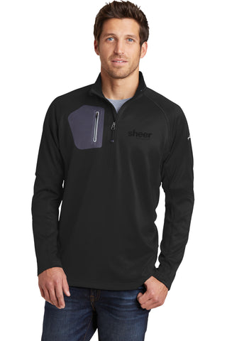 1/2-Zip Performance Fleece