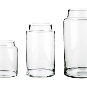 TF Glas Vasen Set