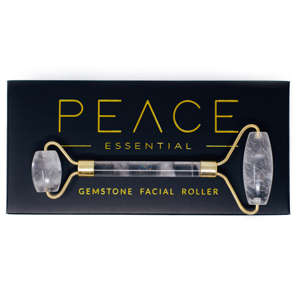 Crystal Quartz Facial Roller
