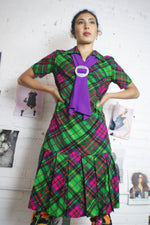 1960's Psychedelic Dress - ULTRA-CAT